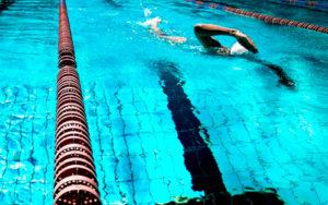 nuoto libero mattino